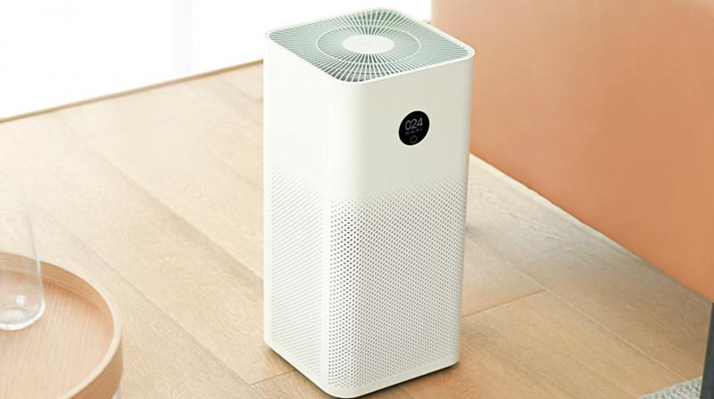Mi Air Purifier 3 is the successor to the Mi Air Purifier 2S which was launched last year.