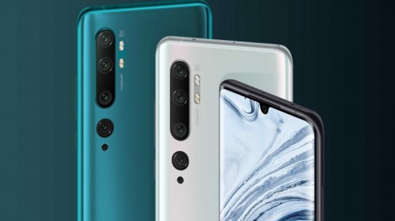 The Xiaomi Mi Note 10 Pro is the global variant of the Mi CC9 Pro Premium.