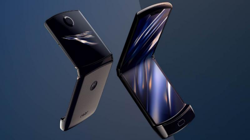As far as details go, the Moto Razr's specifications remain largely unchanged and it will still retail for USD 1,499.