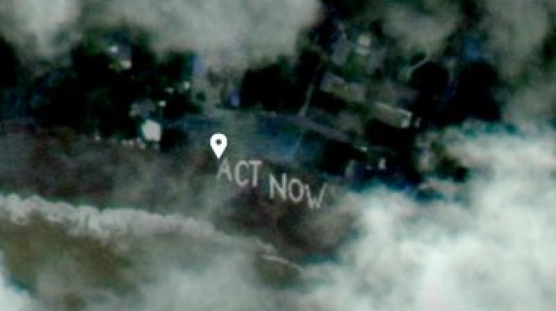 Spelfies are the new trend in selfies where you can capture an image from space.