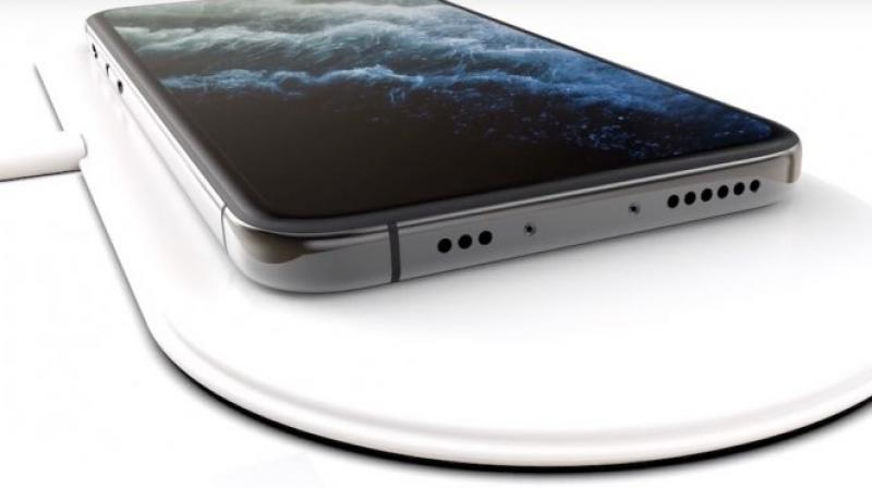 Without the inclusion of any ports, the next-generation iPhones will feature lesser moving parts and will have improved water-resistance and in the process make space for a bigger battery.