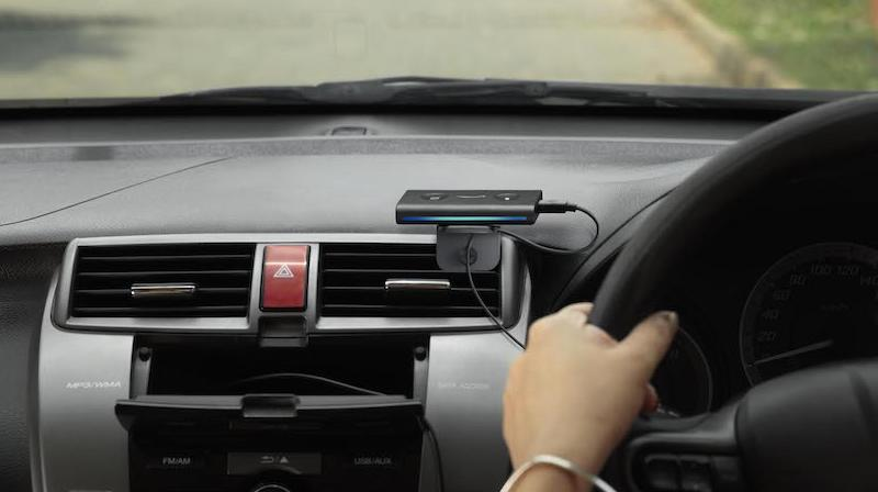With the in-car Alexa support, you can tell the digital assistant to play your favourite music, make calls, send messages and more.