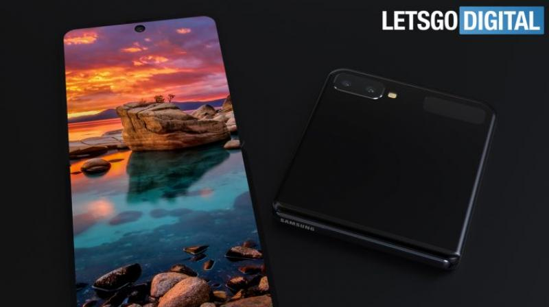 Dutch tech website, LetsGoDigital has put together images of the Galaxy Fold 2 giving us a first glimpse of what the handset will look like once unveiled.