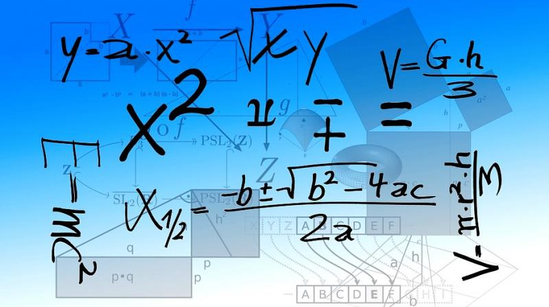Teachers and parents also need to be aware that their own maths anxiety might influence their students' or child's maths anxiety and that gendered stereotypes about mathematics suitability and ability might contribute to the gender gap in maths performance. (Photo: Representational/Pixabay)
