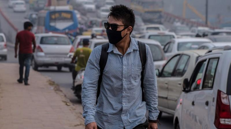 GRAP has an advisory for each category of air pollution — emergency, severe, very poor, poor, and moderate. (Photo: AFP/Representational)