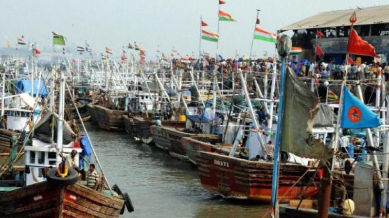 Pakistan and India frequently arrest fishermen as there is no clear demarcation of the maritime border in the Arabian Sea and these fishermen do not have boats equipped with the technology to know their precise location. (Representational image)