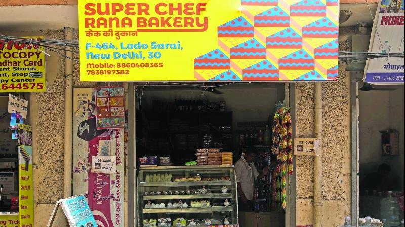 The street businesses of Delhi are mostly known to people through word of mouth.