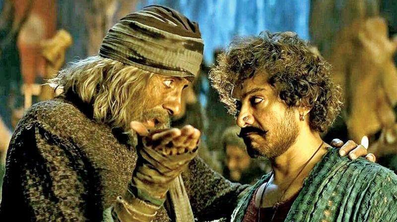 Thugs of Hindostan, which fared  poorly at the box office, is hoping to do better in China post its December 24 release.