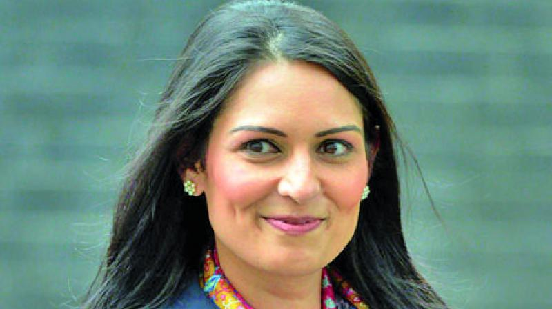 A long-standing Eurosceptic, Priti Patel had steered the Vote Leave campaign in the lead up to the June 2016 referendum in favour of Britain's exit from the European Union (EU). (Photo: File)