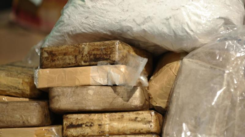 Smuggling more than a kilo of drugs is punishable by death under Pakistani law (Photo: AFP)