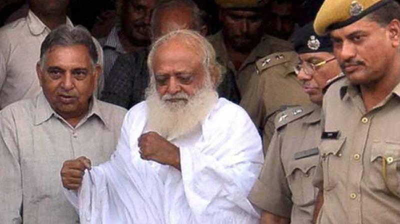 Asaram Bapu. (Photo: PTI/File)