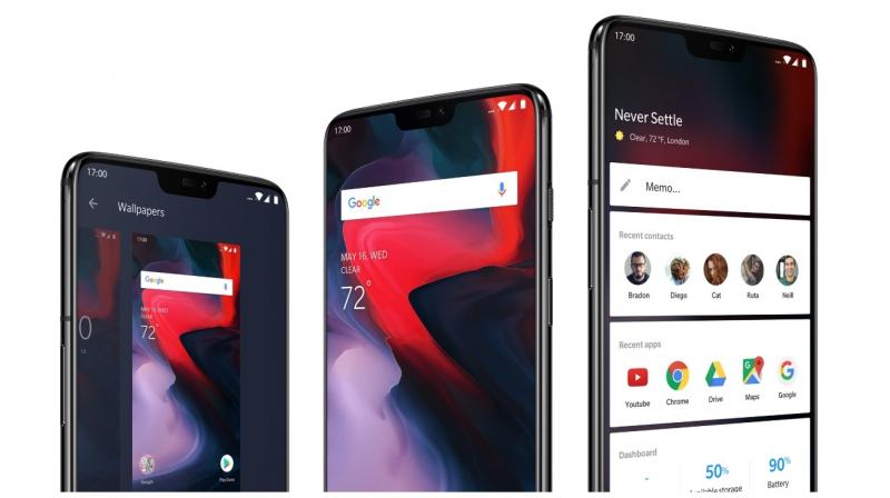 OnePlus 6-like gesture control for navigation on any Android device.