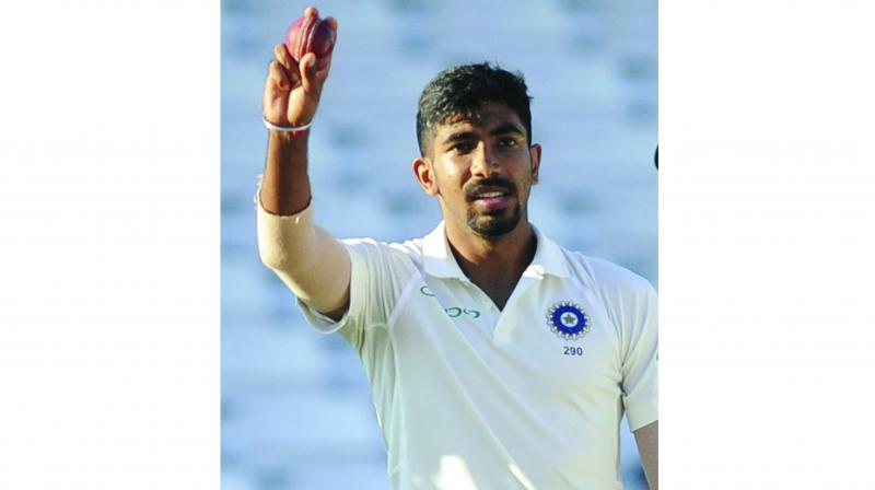 Jasprit Bumrah took 5/85 in the second innings. (Photo: AP)