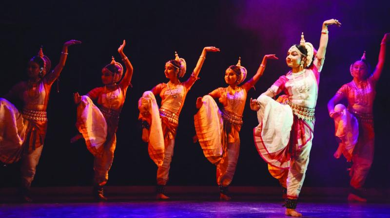 Padmashree-awarded Odissi dancer Ranjana Gauhar