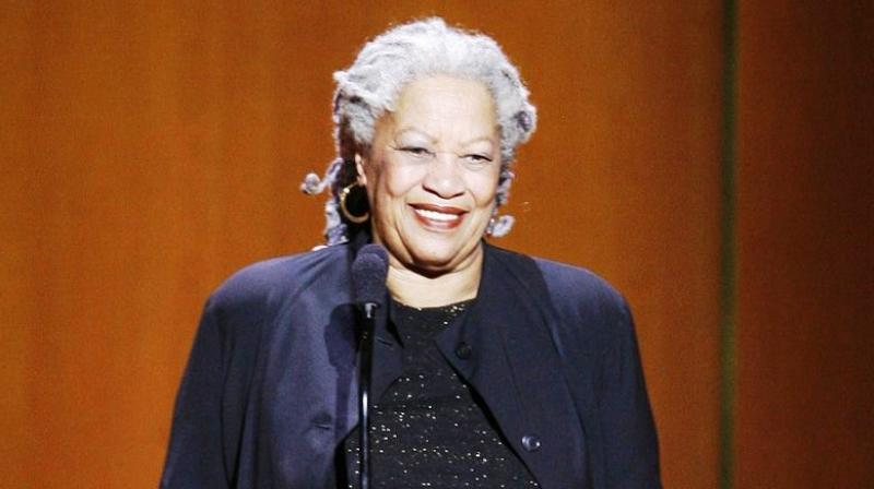 "Toni Morrison is celebrated for novels as ""Beloved"" and ""Song of Solomon."" (Photo: AP)"