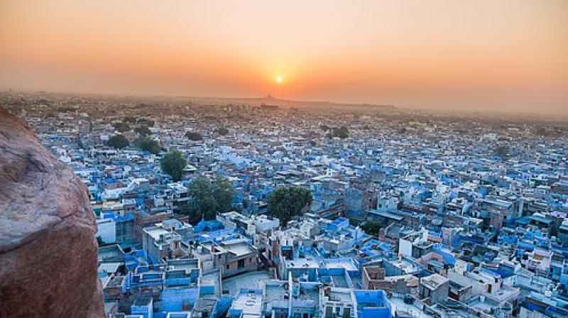 The blue city is known for its architecture, art and culture. (Photo: Representational/Pixabay)