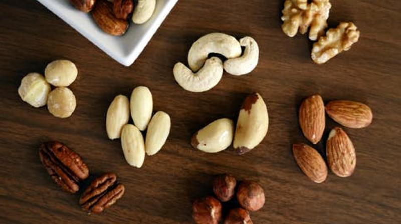 Cashew nuts come with some amazing health benefits. (Photo: Representational/Pexels)