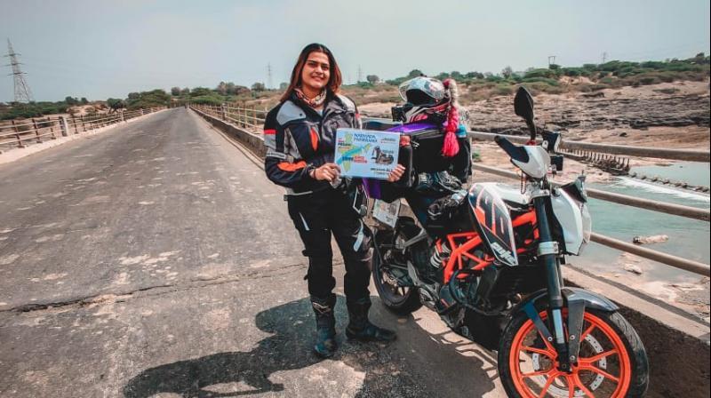 RiderGirl Vishakha Fulsunge