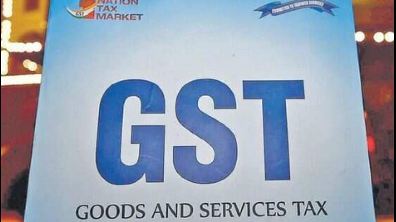 Government has released close to Rs 1.35 lakh crore to states and union territories towards GST compensation cess. (Photo- PTI)