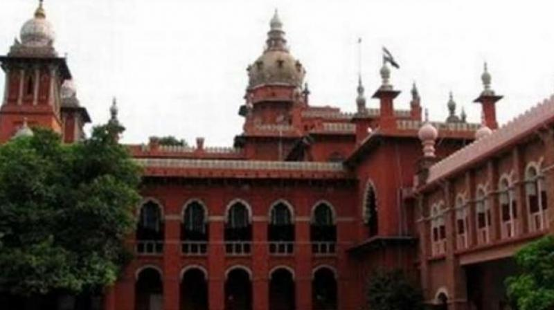 Madras High Court. (Photo: File)