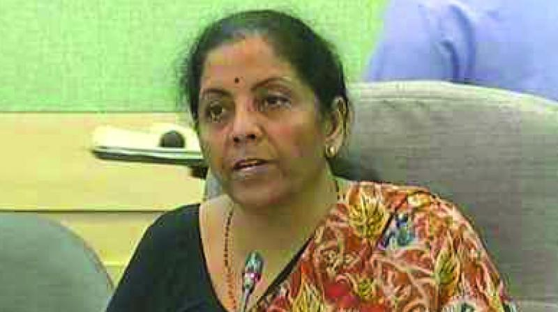 Finance Minister Nirmala Sitharaman invited Swedish firms to invest in infrastructure development projects. (Photo: File)