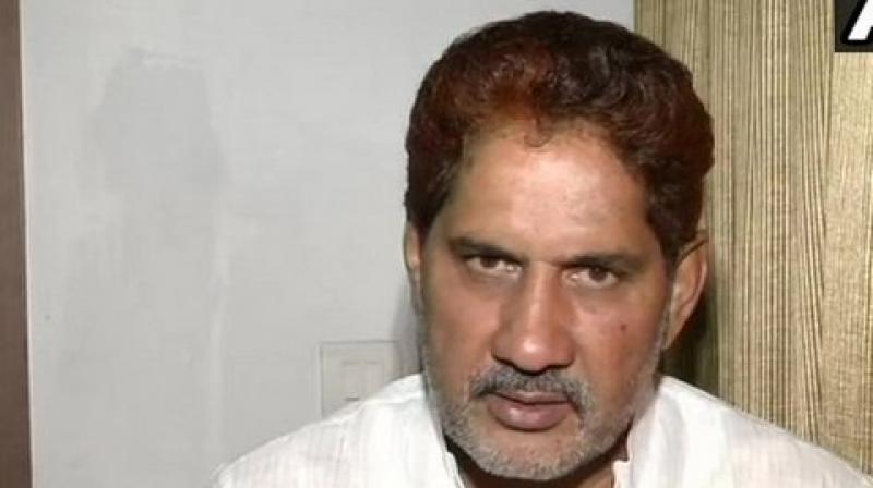 Haryana BJP chief Subhash Barala on Friday said that his party will form the government in the state with the support of independent legislators as it fell short of achieving an absolute majority on its own. (Photo: ANI)