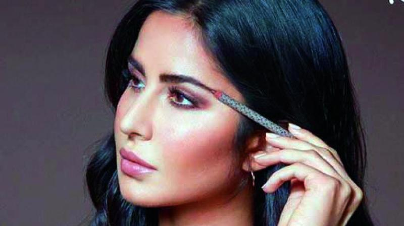 Katrina Kaif, recently introduced her own makeup brand, Kay by Katrina along with Nykaa beauty, making her the first Bollywood superstar to launch her own cosmetics product line.