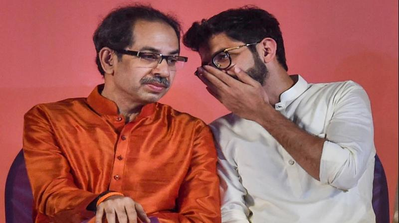 The Shiv Sena, which is holding talks with the Congress and NCP for government formation in Maharashtra, said on Saturday that it would not attend a meeting of NDA constituents on the eve of the winter session of Parliament. (Photo: File)