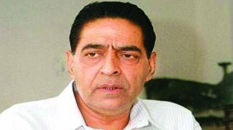 DPCC president Subhash Chopra