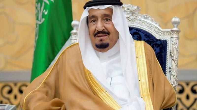 Saudi Arabia's King Salman arrived for a holiday in NEOM, the USD 500 billion flagship business zone that his son and heir apparent has pledged to build from scratch in a remote corner of the kingdom. (Photo: AFP | File)