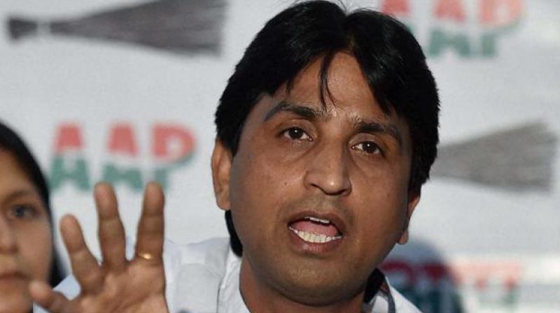 AAP leader Kumar Vishwas (Photo: PTI)