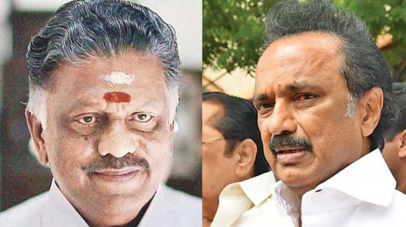 The ruling AIADMK has 114 members at present and the DMK has 97 members. (Photo: File)