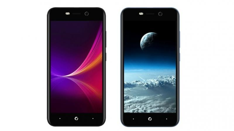 The brand is also rolling out its latest 4G smartphones 'Storm Lite' and 'Storm Pro'.