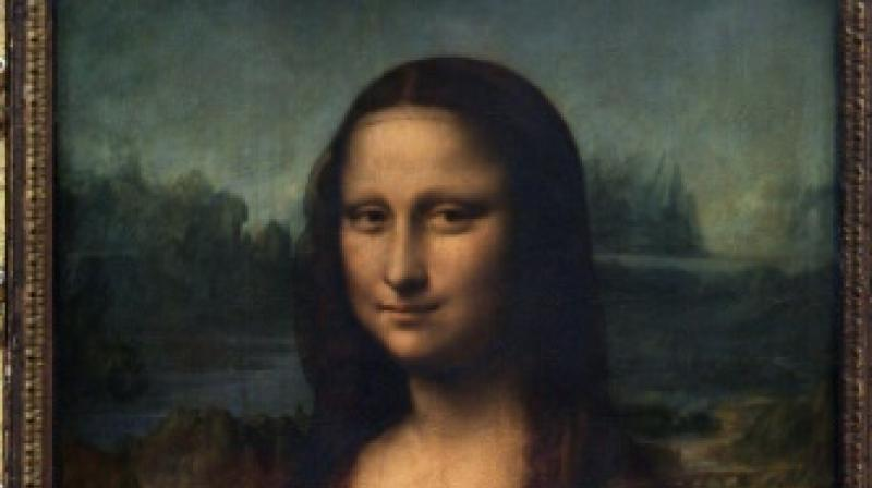 Known as La Gioconda in Italian, the Mona Lisa is often held up as a symbol of emotional enigma. (Photo: AFP)