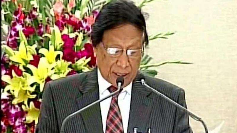 NSCN (I-M) chief Thuingaleng Muivah (ANI file photo)