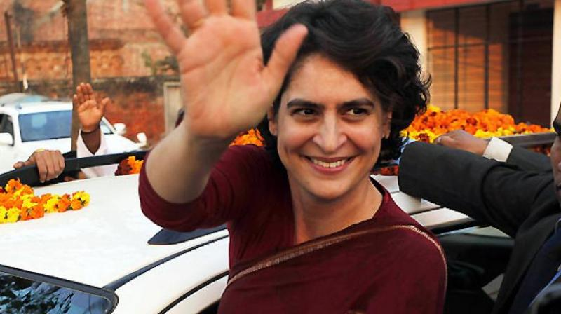 There is speculation in Assam that the Congress may field its gen sec Priyanka Gandhi for one of the three seats in Rajya Sabha that are up for an election.