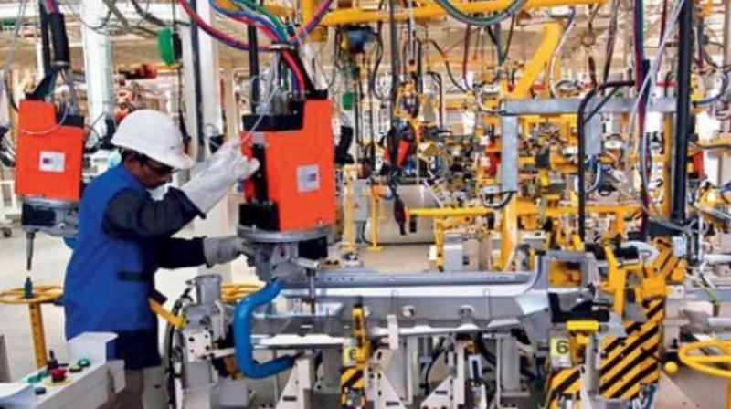 India's engineering exports, which contribute 25 per cent to the overall merchandise shipments, are projected to touch about USD 80-82 billion in the current financial year ending March 31, said EEPC India Chairman Ravi Sehgal. (Photo: Representational image | File)