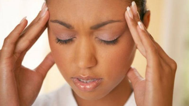 Migraine is a serious and debilitating neurological disease affecting 1 billion people worldwide. (Photo: AFP)