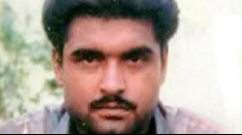 Singh has been sentenced to death for his alleged involvement in a string of bombings in 1990 in the Punjab province of Pakistan. (Photo: Deccan Chronicle)