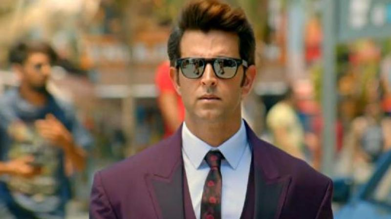 3rd most handsome face is just a compliment : Hrithik Roshan