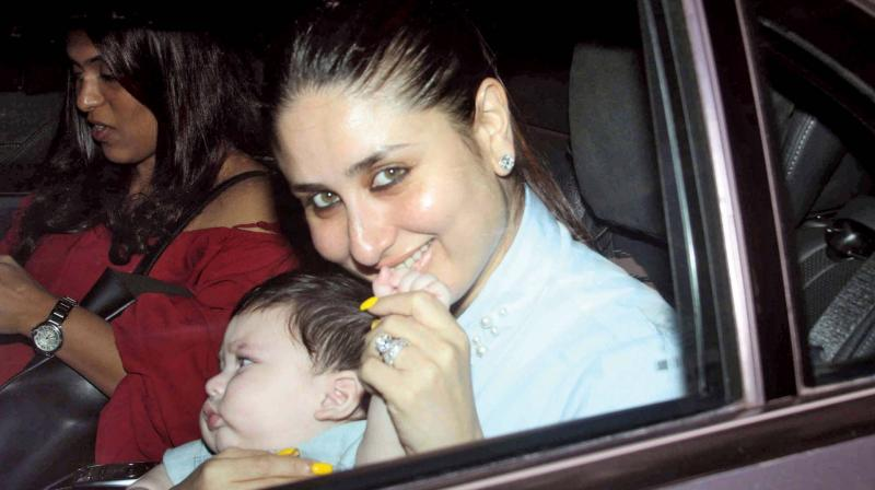 Baby Taimur is all set to accompany mommy Kareena Kapoor Khan for a work trip abroad.