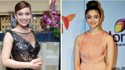 Alia's performance in 'Dear Zindagi' has been appreciated and Kangana is also keen to watch the film.