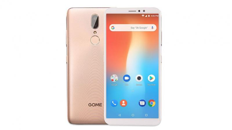 official photos a3cf7 7a3fb Snapdeal, GOME launch high privacy phones C7, C7 Note