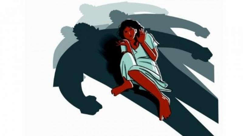 In her complaint, she alleged that her husband and in-laws also beat her up and demanded dowry for giving birth to a girl. (Representational image)