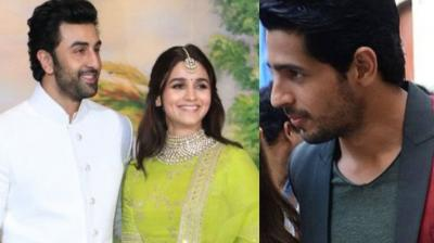 While Sidharth Malhotra was Alia Bhatt's first hero,  Ranbir Kapoor will be the next one in 'Brahmastra.'