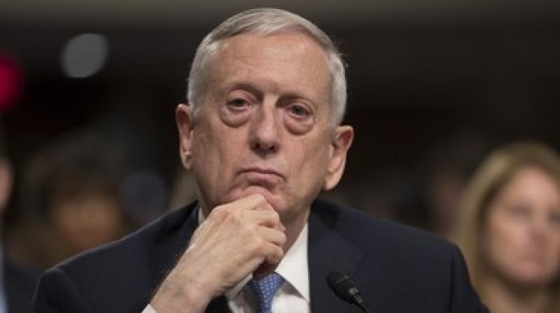 Mattis also told lawmakers that going through India on his way into Afghanistan on one of his first trips, Prime Minister Narendra Modi had committed to a very high level of development funding for the war-torn country. (Photo: AP)