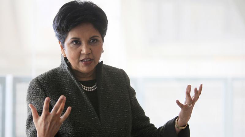Pepsico's former CEO, Indian-origin businesswoman Indra Nooyi. (Photo: AP)