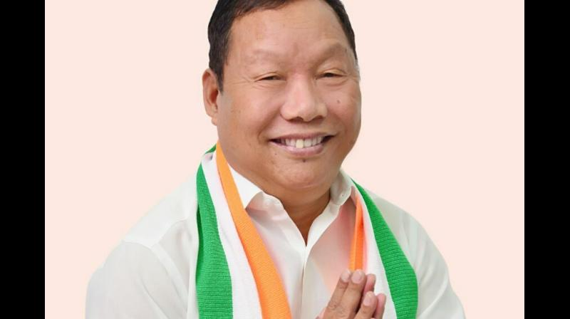 'We will never accept Bangladeshi refugees as Indian citizens and will continue to oppose,' Arunachal Pradesh Congress Committee president Takam Sanjoy said. (Photo: Facebook Screengrab)