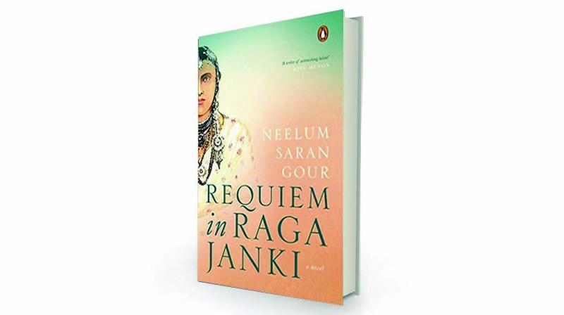 Requiem in Raga Janki by Neelum Saran Gour Penguin Random House, Rs 599