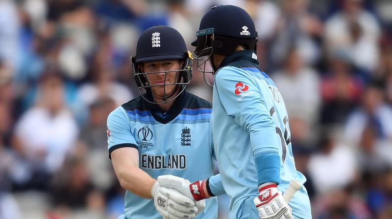 Icc Cwc 19 Top Ranked England Aim To Go Back Atop World Cup